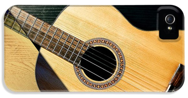 Acoustic Guitar Collection IPhone 5 / 5s Case by Marvin Blaine