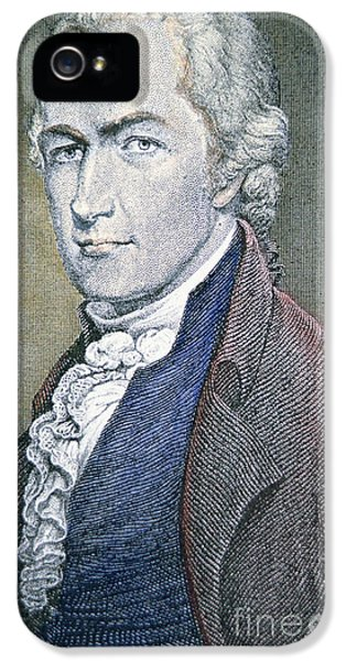 Alexander Hamilton IPhone 5 Case by American School