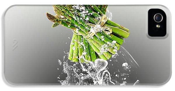 Asparagus Splash IPhone 5 Case