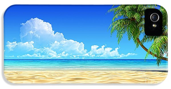 Beach Collection IPhone 5 / 5s Case by Marvin Blaine