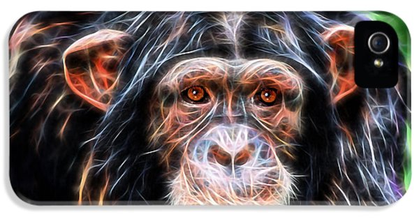 Chimpanzee Collection IPhone 5 Case