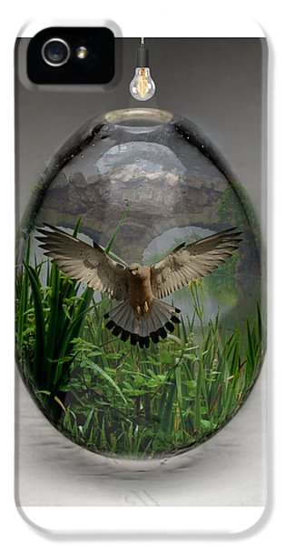 Eagle Art IPhone 5 Case by Marvin Blaine