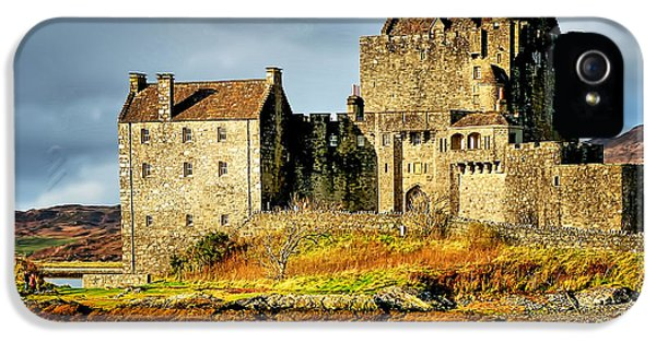 Castle iPhone 5 Case - Eilean Donan Castle by Smart Aviation