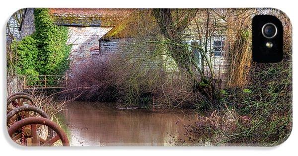 Dorset iPhone 5 Case - Fiddleford Mill - England by Joana Kruse
