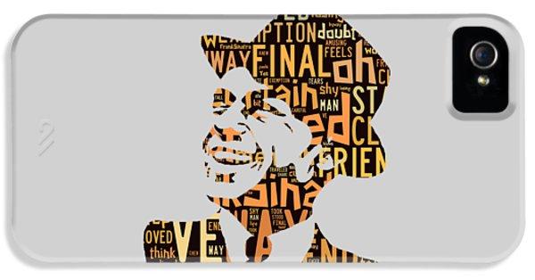 Frank Sinatra I Did It My Way IPhone 5 Case