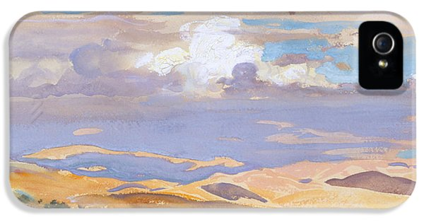 From Jerusalem IPhone 5 Case by John Singer Sargent