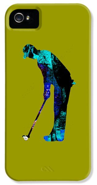 Golf Collection IPhone 5 Case by Marvin Blaine
