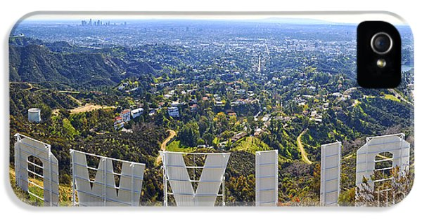 Iconic Hollywood  IPhone 5 / 5s Case by Art K