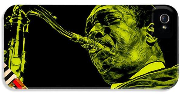 John Coltrane Collection IPhone 5 Case