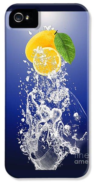 Lemon Splast IPhone 5 / 5s Case by Marvin Blaine