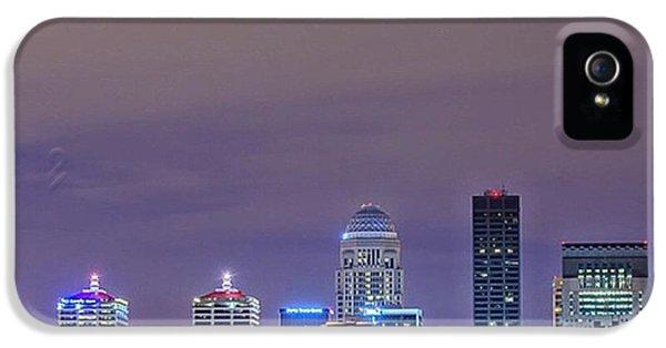 Ohio iPhone 5 Case - #louisville #kentucky #kentuckiana by David Haskett