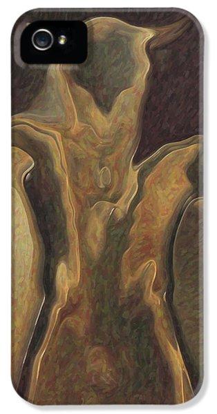 Minotaur  IPhone 5 / 5s Case by Quim Abella
