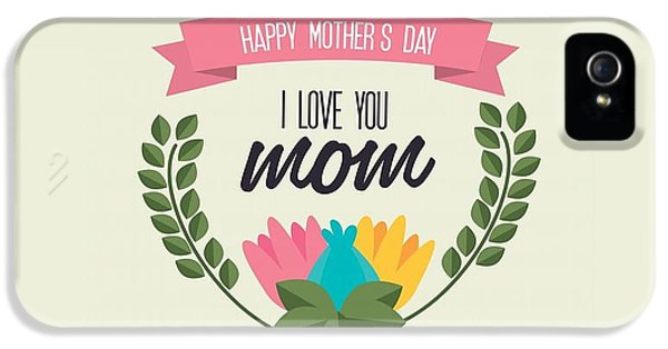 Design iPhone 5 Case - Mother's Day by Super Lovely