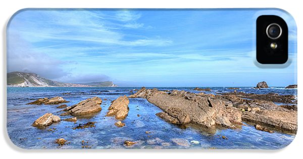 Dorset iPhone 5 Case - Mupe Bay - England by Joana Kruse