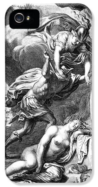 Mythology: Perseus IPhone 5 Case by Granger