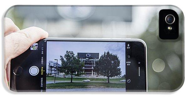 Penn State Beaver Stadium  IPhone 5 Case