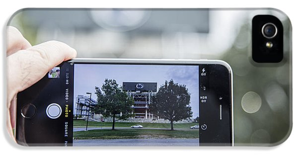 Penn State Beaver Stadium  IPhone 5 / 5s Case by John McGraw