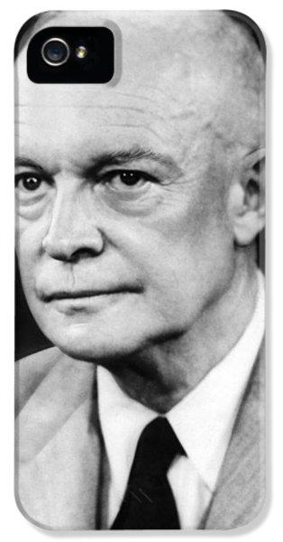 President Dwight D. Eisenhower IPhone 5 Case
