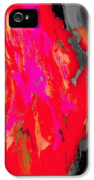 Rock Climber Collection IPhone 5 Case