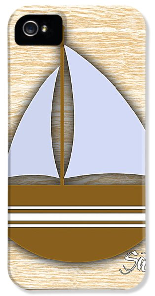 Sailing Collection IPhone 5 Case