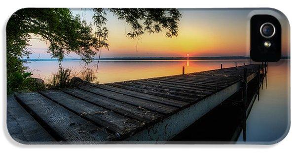 Sunrise Over Cayuga Lake IPhone 5 Case