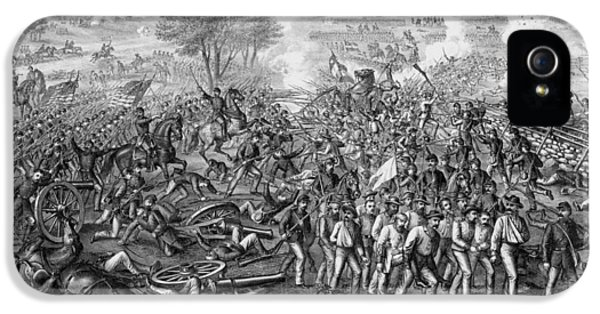 The Battle Of Gettysburg IPhone 5 Case