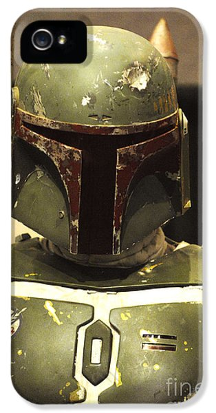 The Real Boba Fett IPhone 5 Case