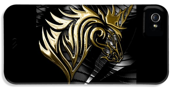 Unicorn Collection IPhone 5 Case