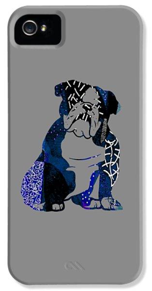 English Bulldog Collection IPhone 5 Case