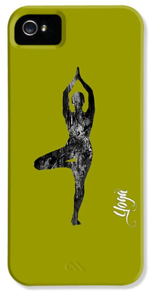 Yoga Collection IPhone 5 / 5s Case by Marvin Blaine
