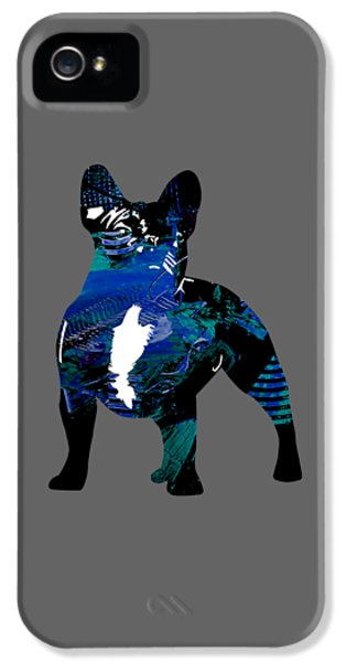 French Bulldog Collection IPhone 5 Case by Marvin Blaine