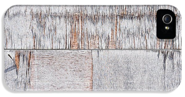 Weathered Wood IPhone 5 / 5s Case by Tom Gowanlock
