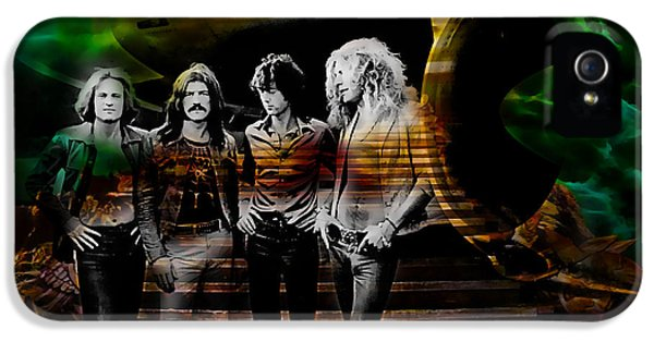 Led Zeppelin Collection IPhone 5 Case