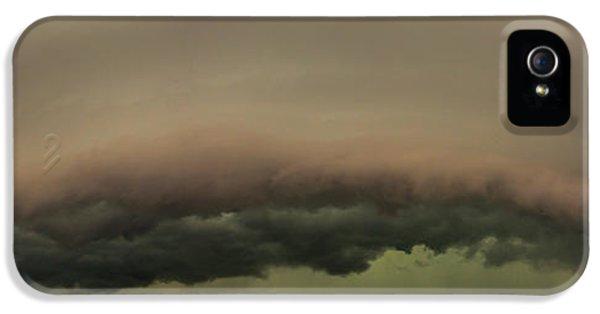 Nebraskasc iPhone 5 Case - 3rd Storm Chase Of 2015 by Dale Kaminski