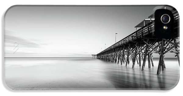 2nd Ave Pier Sunset IPhone 5 Case by Ivo Kerssemakers