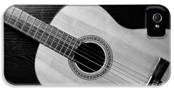 Acoustic Guitar Collection IPhone 5 Case by Marvin Blaine