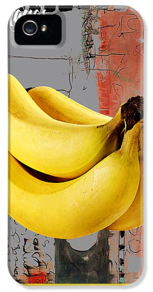 Banana Collection IPhone 5 Case