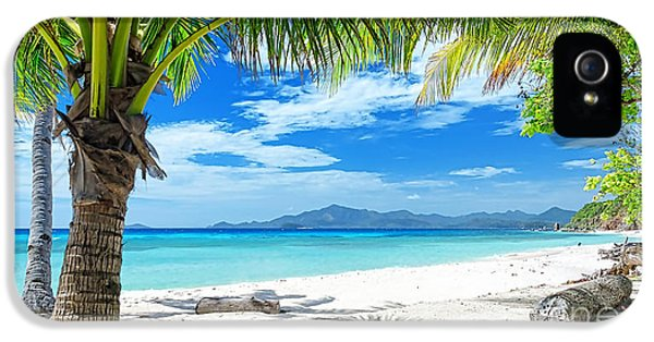 Beach Collection IPhone 5 Case by Marvin Blaine