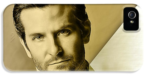 Bradley Cooper Collection IPhone 5 Case