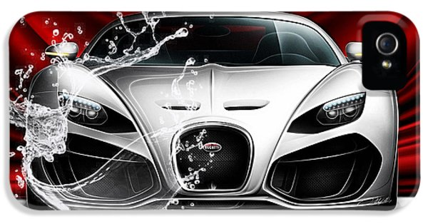 Bugatti Collection IPhone 5 Case by Marvin Blaine