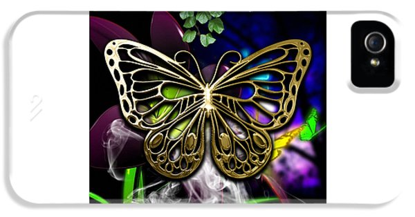Butterfly Collection IPhone 5 Case