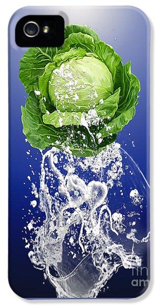 Cabbage Splash IPhone 5 Case