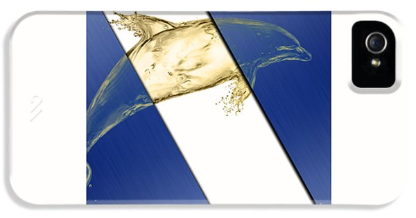 Dolphin Collection IPhone 5 Case by Marvin Blaine