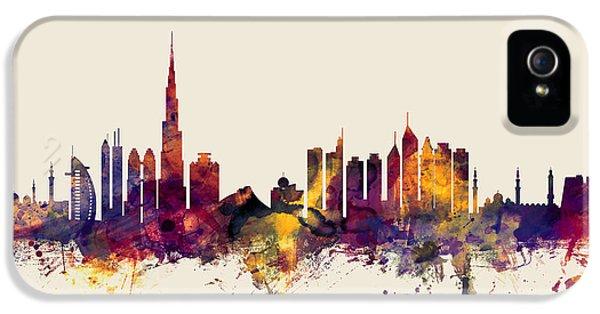 Dubai Skyline IPhone 5 Case