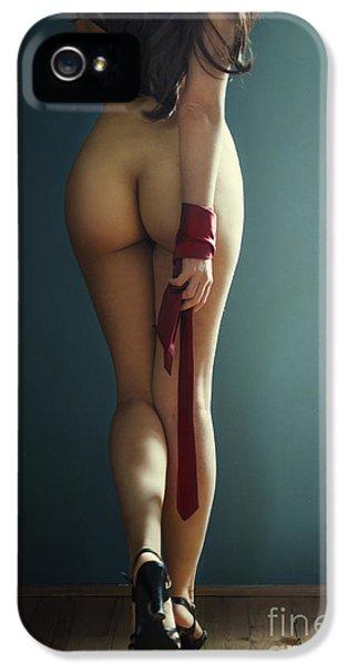 Female Body IPhone 5 Case
