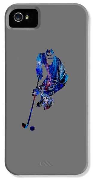 Hockey Collection IPhone 5 Case by Marvin Blaine