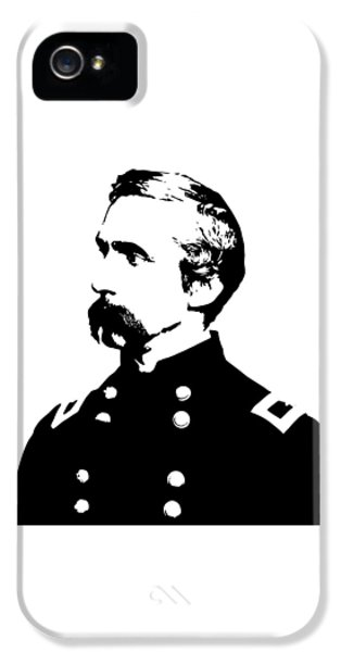 Gettysburg iPhone 5 Case - Joshua Lawrence Chamberlain Graphic by War Is Hell Store