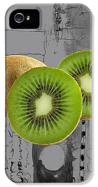 Kiwi Collection IPhone 5 Case by Marvin Blaine