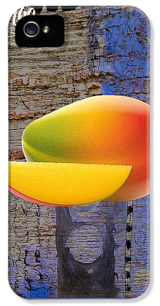 Mango Collection IPhone 5 Case