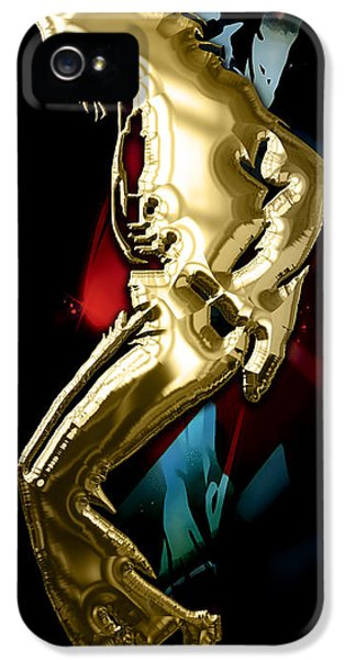 Michael Jackson Collection IPhone 5 / 5s Case by Marvin Blaine